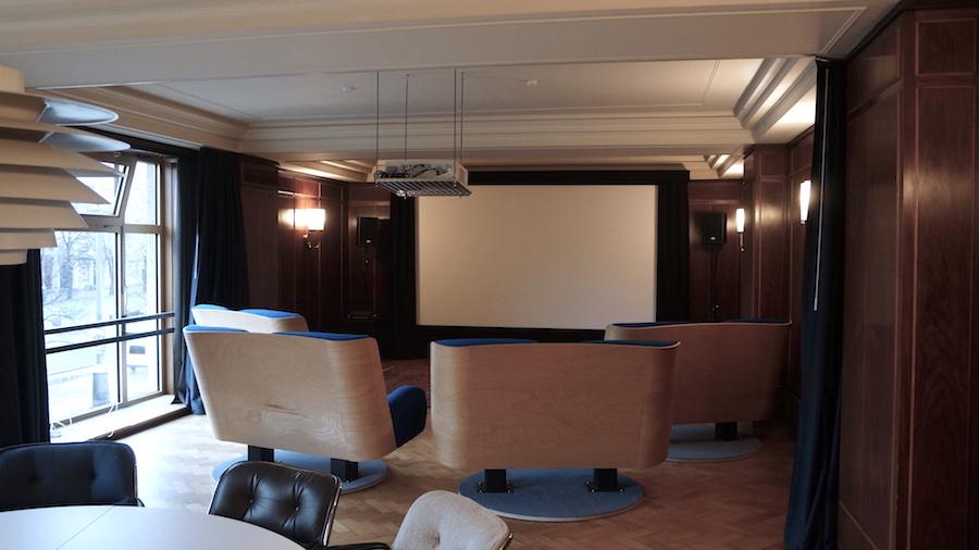 Shared Co-working Office Karl-Mark-Allee Berlin Screening 1